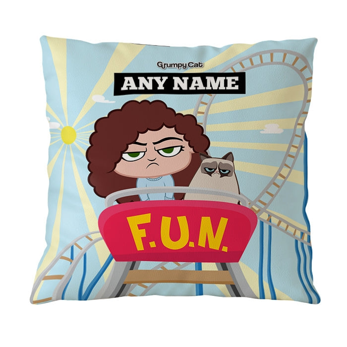Grumpy Cat Fun Cushion - Image 3