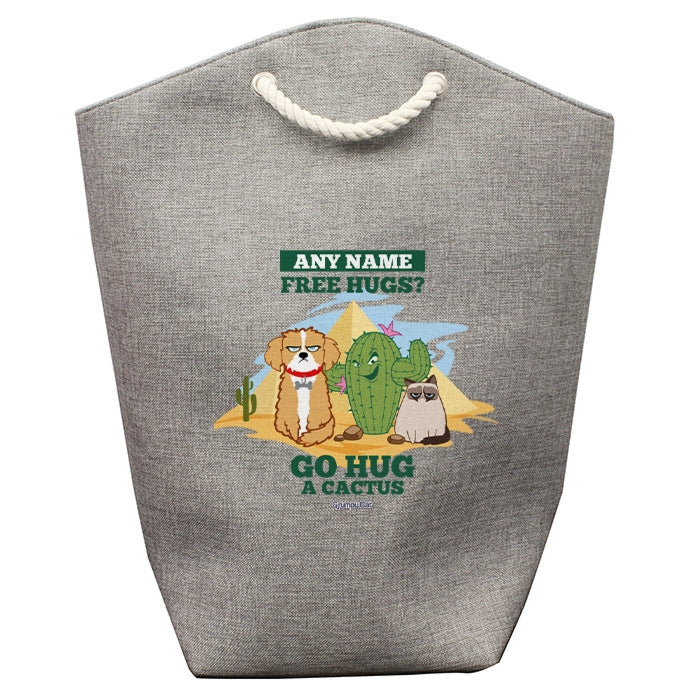 Grumpy Cat Cactus Pet Storage Bag - Image 3