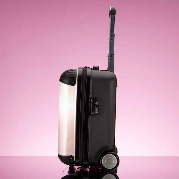 ClaireaBella Blush Weekend Suitcase - Image 4