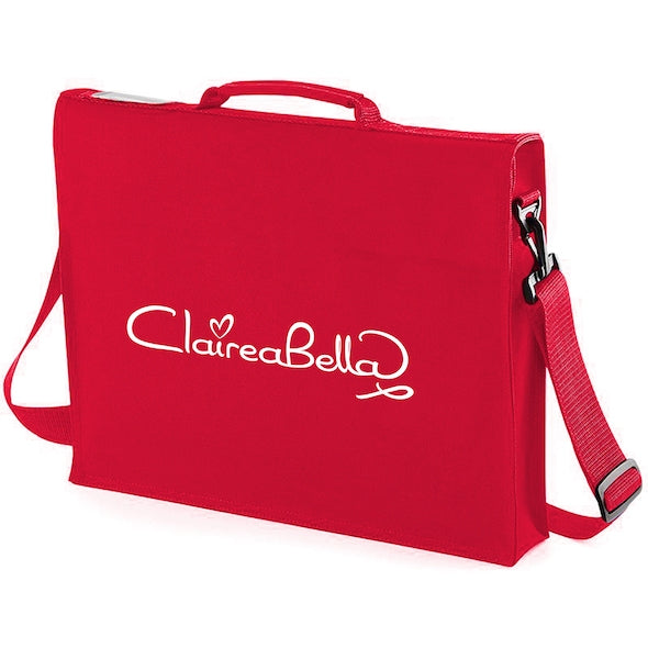 ClaireaBella Girls Shielded Premium Book Bag - Image 5