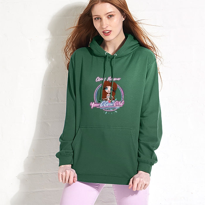 ClaireaBella You Glow Girl Hoodie - Image 8
