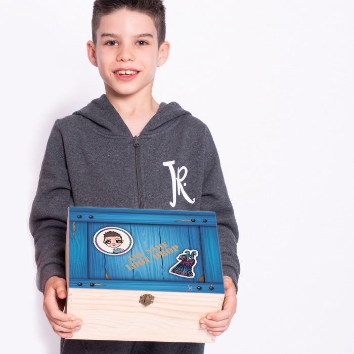 Jnr Boys Loot Drop Memory Box - Image 1