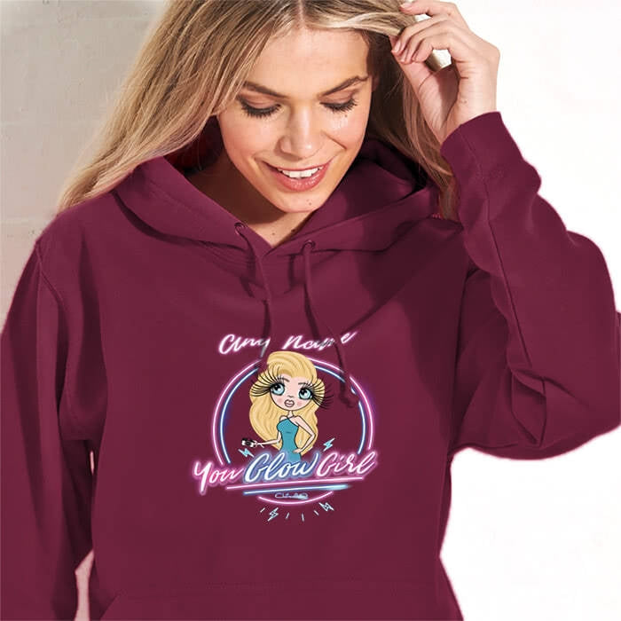 ClaireaBella You Glow Girl Hoodie - Image 3