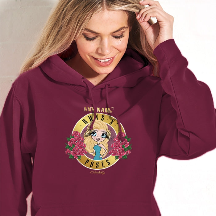 ClaireaBella Buns N Poses Hoodie - Image 1