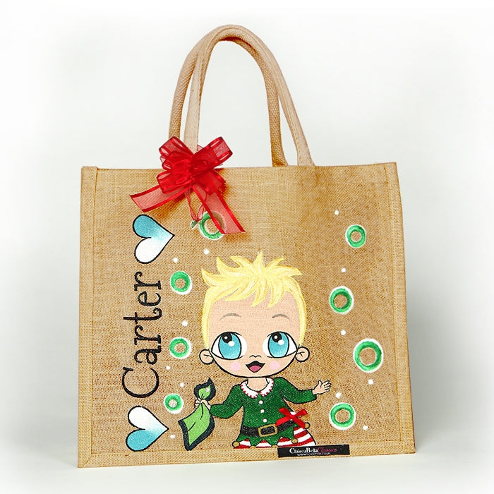 Early Years Toddler Large Jute Bag - Image 1