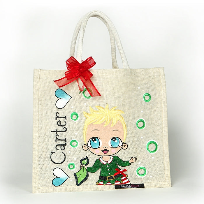 Early Years Toddler Pearl Jute Bag - Image 1