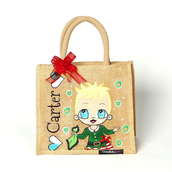 Early Years Toddler Medium Jute Bag - Image 1