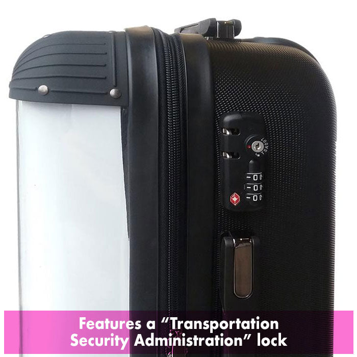 ClaireaBella Hologram Suitcase - Image 8