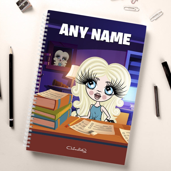 ClaireaBella Girls Desk Notebook - Image 1