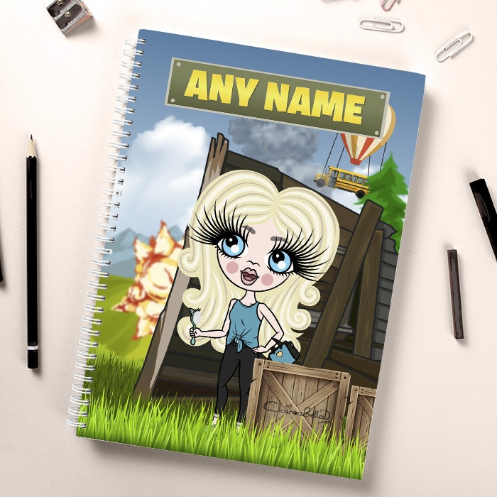 ClaireaBella Girls Gaming Pro Notebook - Image 1