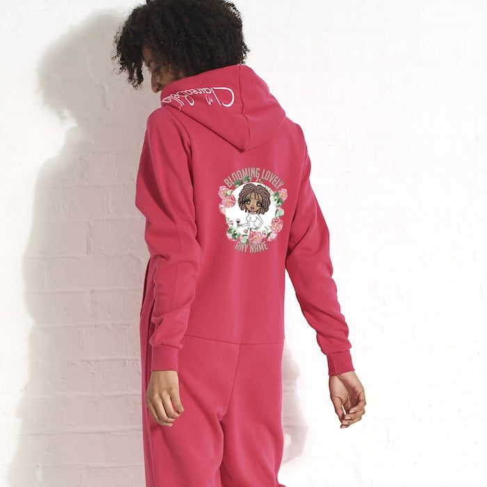 ClaireaBella Adult Blooming Lovely Onesie - Image 1