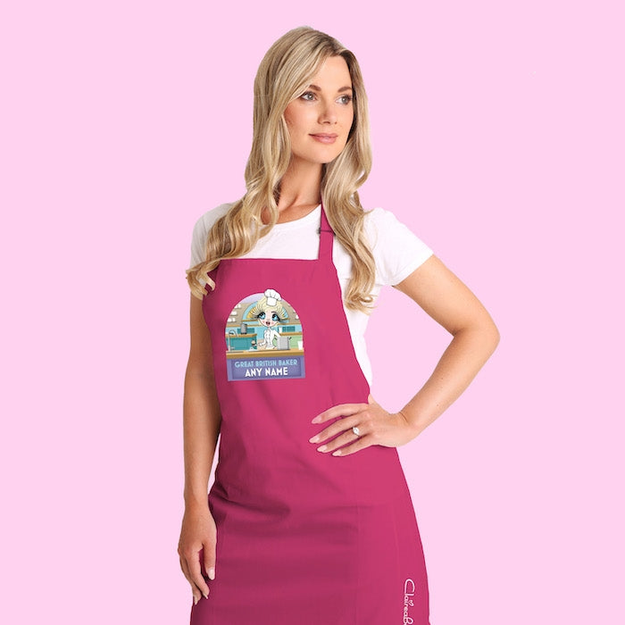 ClaireaBella Great British Baker Apron - Image 2