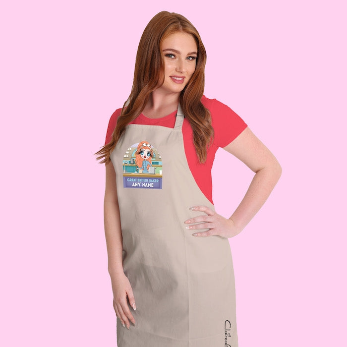 ClaireaBella Great British Baker Apron - Image 3