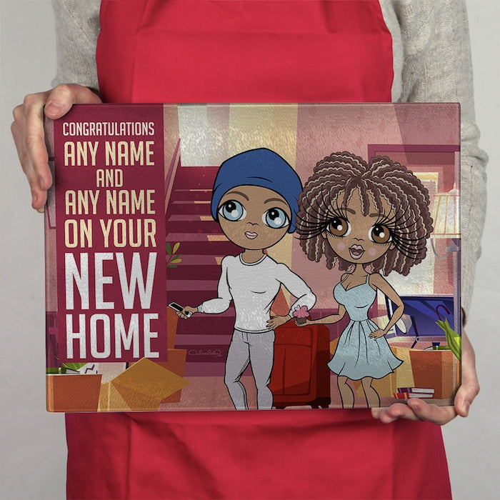 ClaireaBella Glass Chopping Board - Couples New Home - Image 3