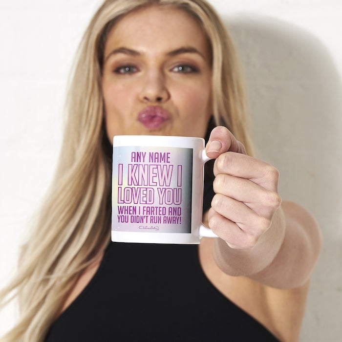 ClaireaBella I Knew I Loved You Mug - Image 2