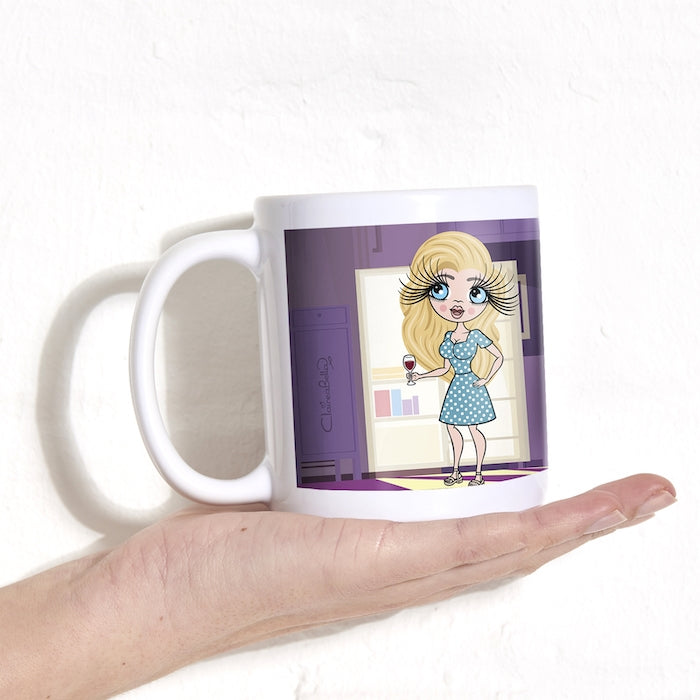 ClaireaBella Fridge And Back Mug - Image 1