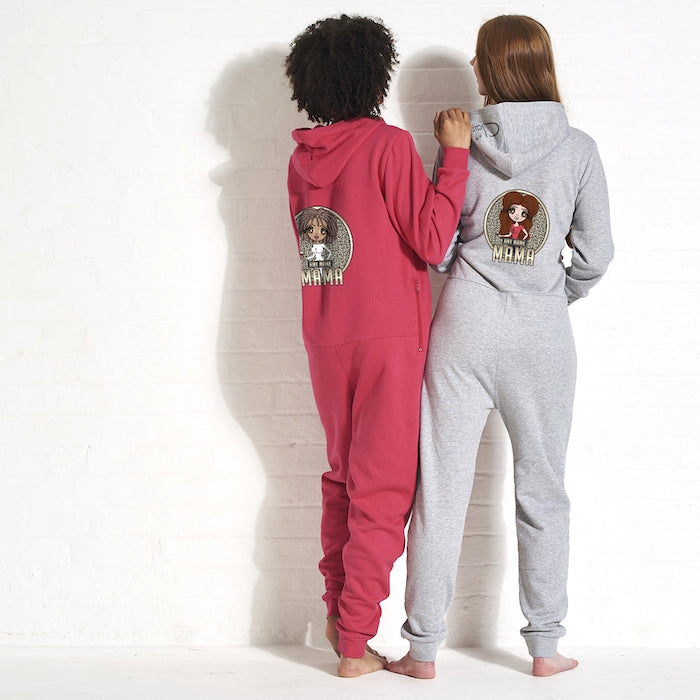 ClaireaBella Adult Mama Onesie - Image 5