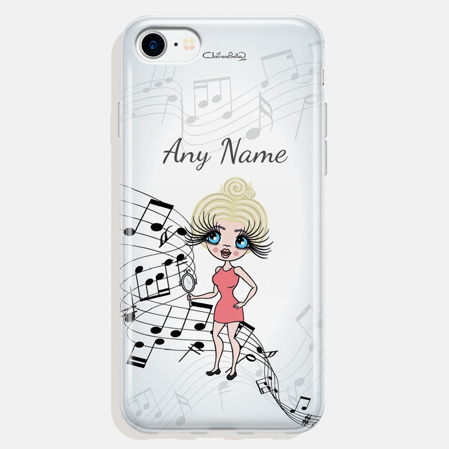 ClaireaBella Music Phone Case - Image 3
