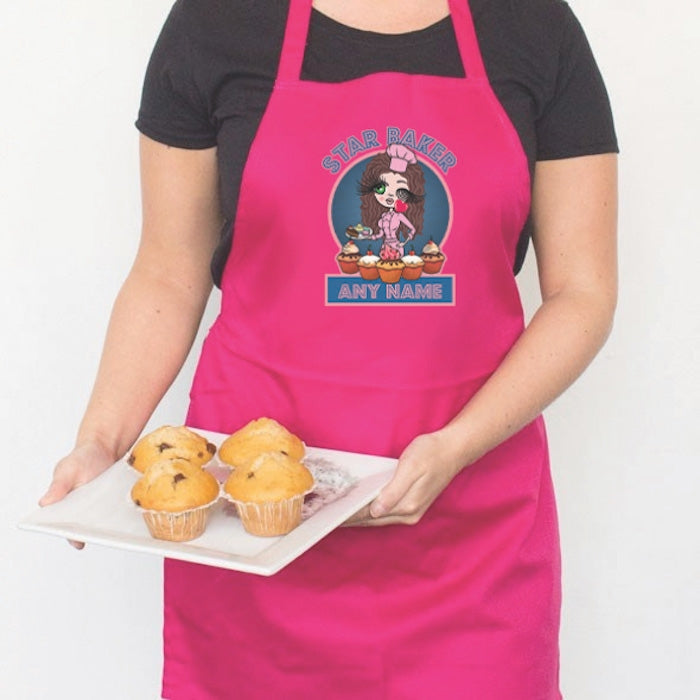 ClaireaBella Star Baker Apron - Image 1