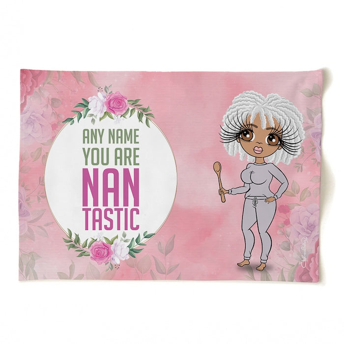 ClaireaBella Personalised Nantastic Tea Towel - Image 1