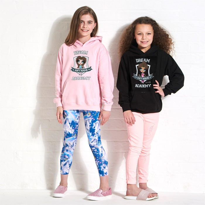 ClaireaBella Girls Dream Academy Hoodie - Image 3