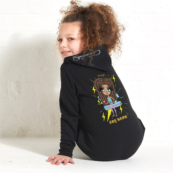 ClaireaBella Girls Girl Power Onesie - Image 2