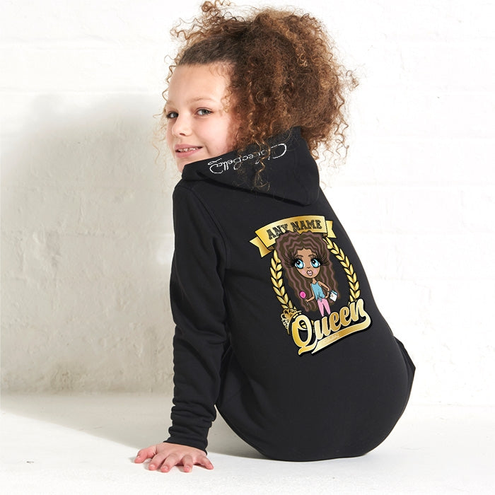 ClaireaBella Girls Queen Onesie - Image 1