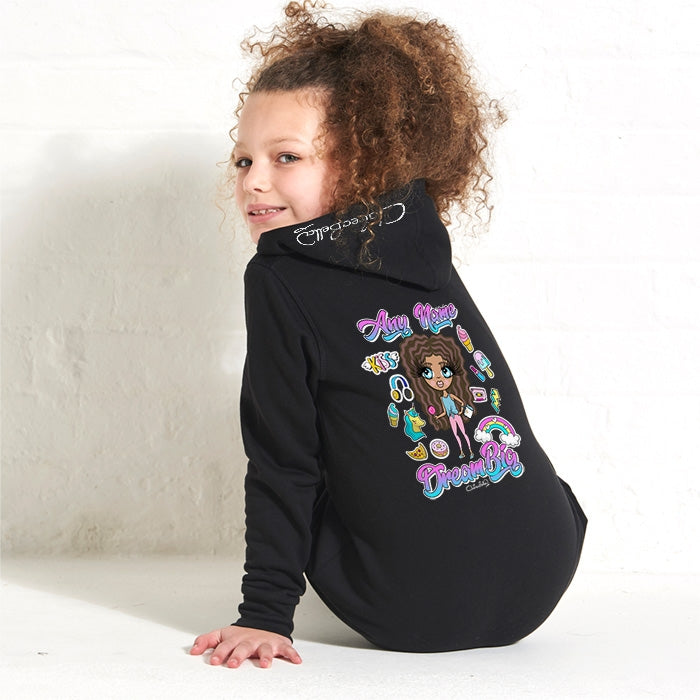 ClaireaBella Girls Dream Big Onesie - Image 1