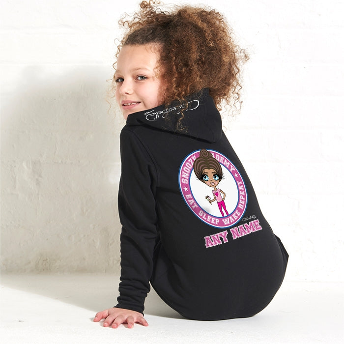 ClaireaBella Girls Snooze Academy Onesie - Image 3