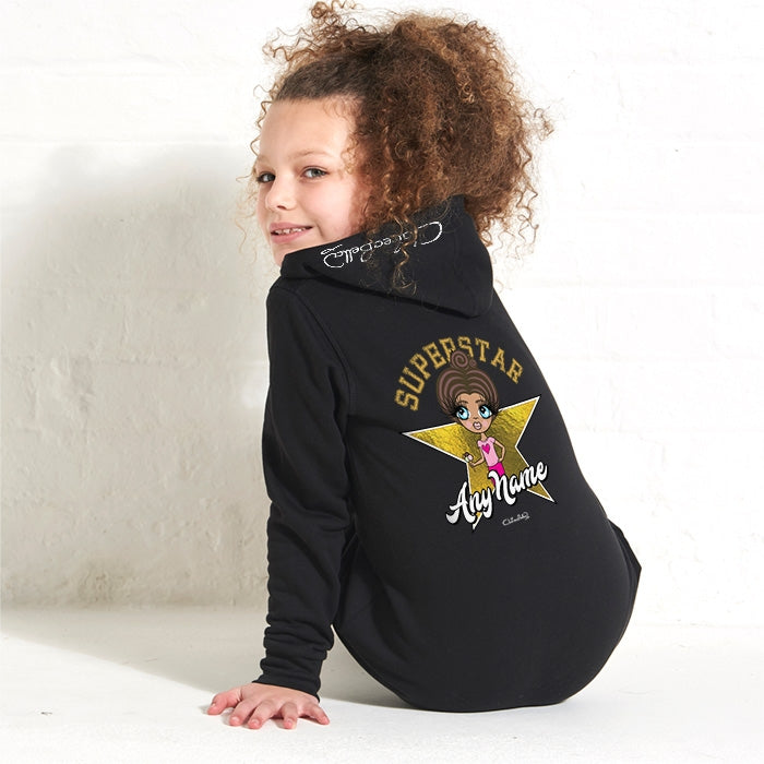 ClaireaBella Girls Superstar Onesie - Image 1