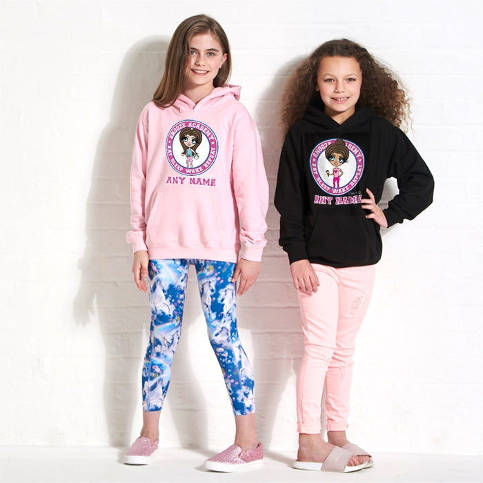 ClaireaBella Girls Snooze Academy Hoodie - Image 3