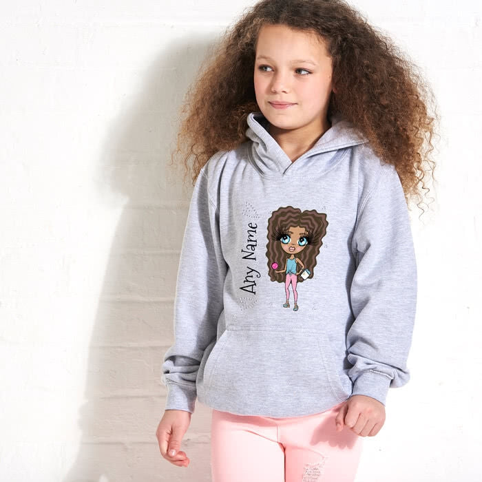 ClaireaBella Girls Hoodie - Image 2