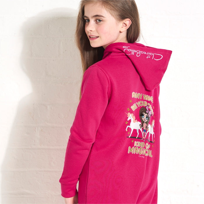 ClaireaBella Girls Magic Onesie - Image 1