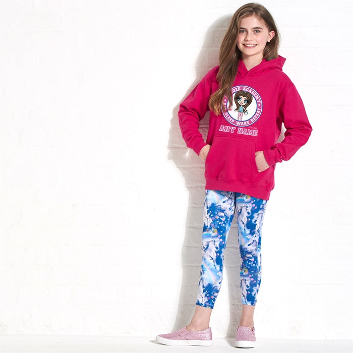 ClaireaBella Girls Snooze Academy Hoodie - Image 5