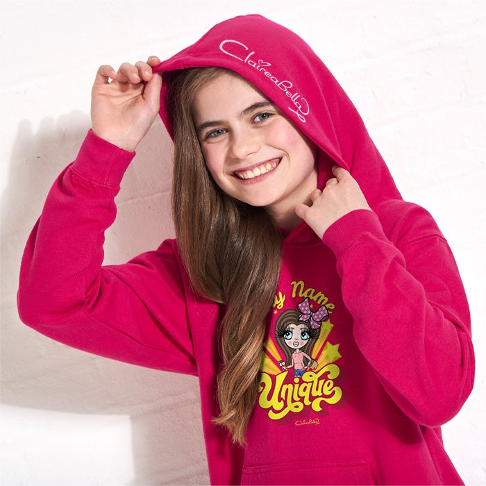 ClaireaBella Girls Unique Hoodie - Image 2