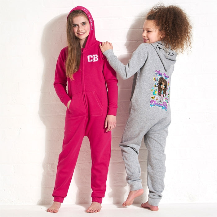 ClaireaBella Girls Dream Big Onesie - Image 5