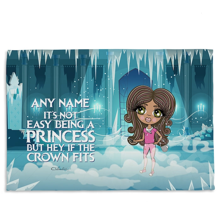 ClaireaBella Girls Freezing Fleece Blanket - Image 1