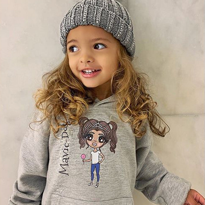 ClaireaBella Girls Hoodie