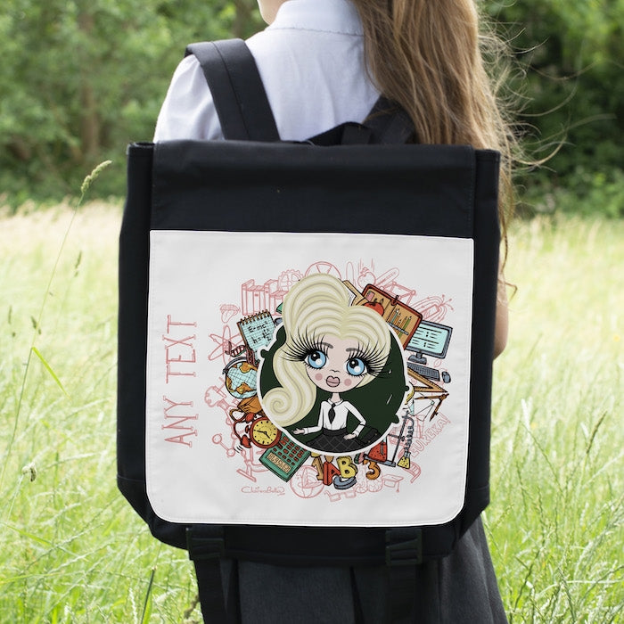 ClaireaBella Girls Stationery Backpack - Image 1