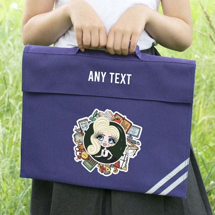 ClaireaBella Girls Stationery Book Bag - Image 6
