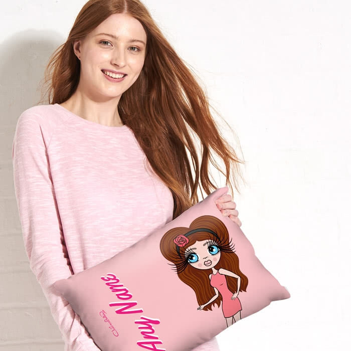 ClaireaBella Placement Cushion - Dusty Pink - Image 6