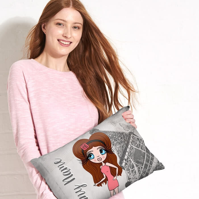 ClaireaBella Placement Cushion - Paris - Image 2