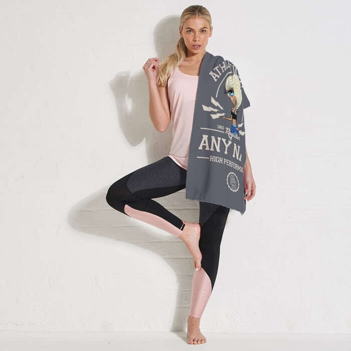 ClaireaBella High Performance Gym Towel - Image 3