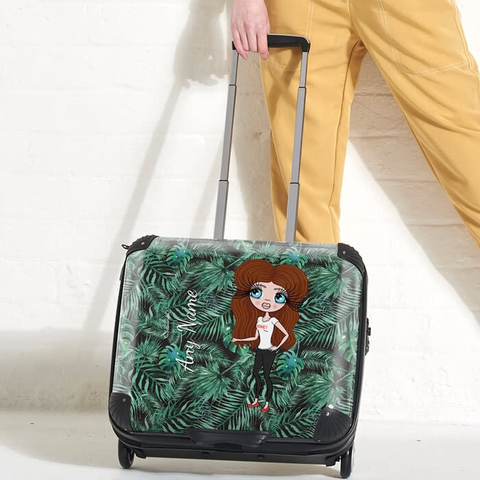 ClaireaBella Tropical Weekend Suitcase - Image 2