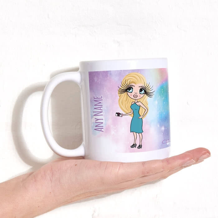 ClaireaBella Unicorn Colours Mug - Image 3