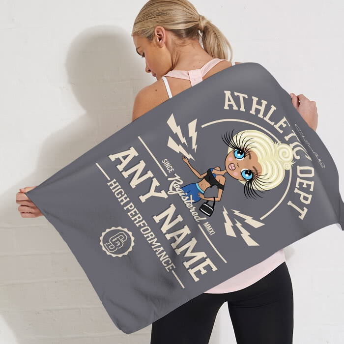 ClaireaBella High Performance Gym Towel - Image 1
