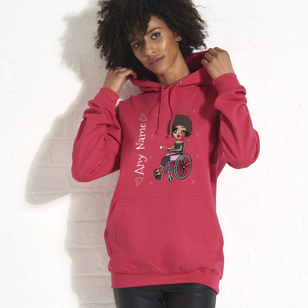 ClaireaBella Adult Wheelchair Hoodie - Image 1