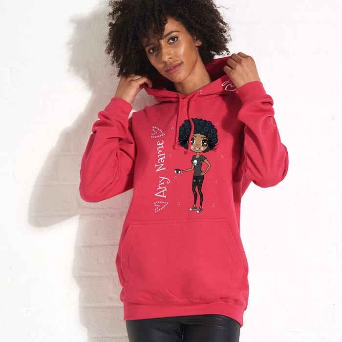 ClaireaBella Adult Hoodie - Image 1