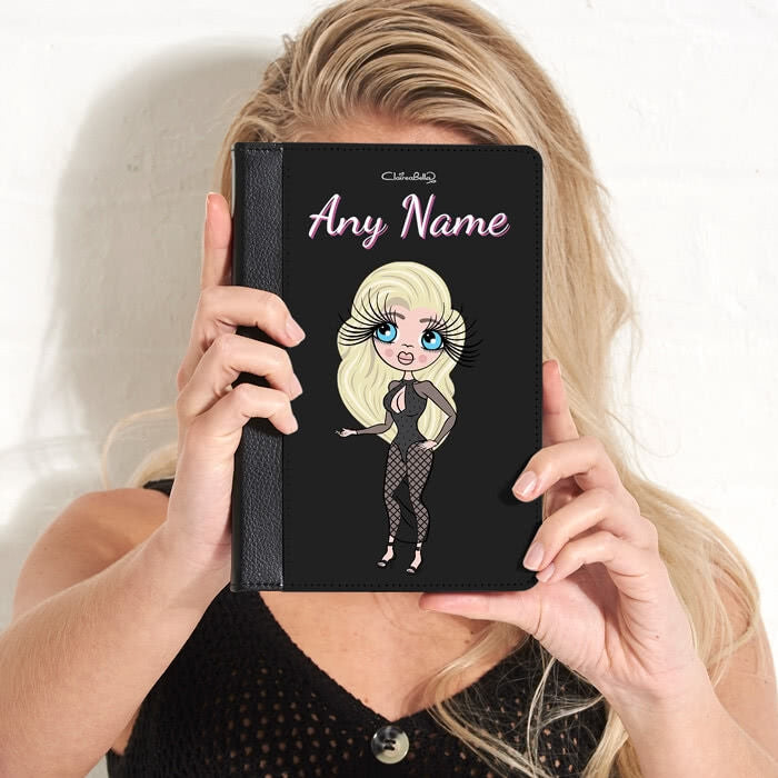 ClaireaBella Black iPad Case - Image 2
