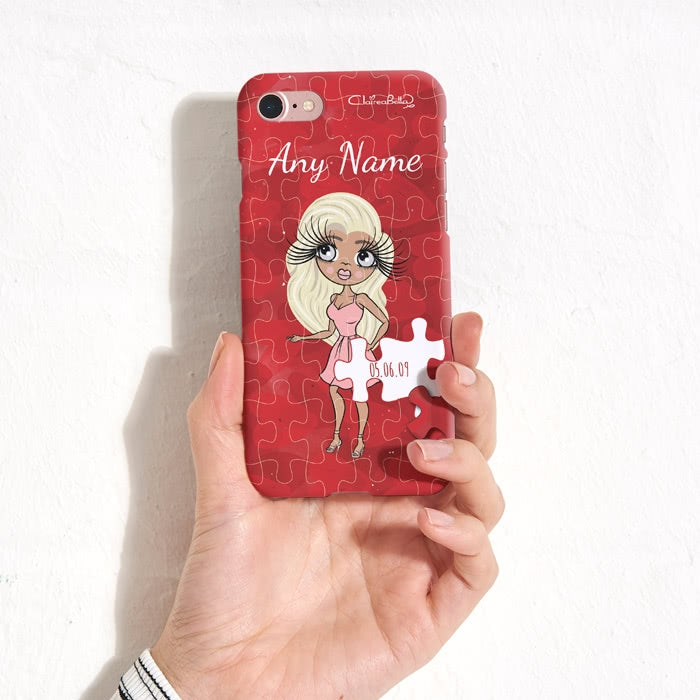 ClaireaBella Personalised Piece of Me Phone Case - Image 6